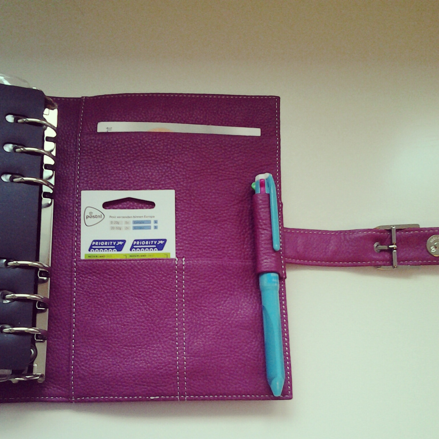 We Really Didn't Need Another Filofax Blog!: Yummy Pink