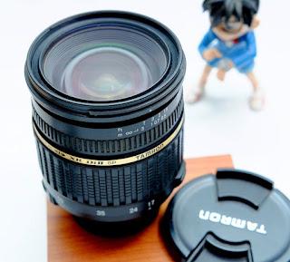 Lensa Tamron 17-50 f2.8 For Nikon 2nd