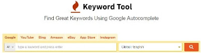 Keyword Tool, Research, post, blog