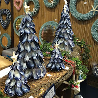Boston Christmas Festival_New England Fall Events_Oyster shell christmas tree