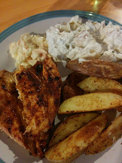 Home made Nando's Style Chicken
