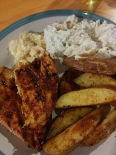 Home made Nando's Style Chicken
