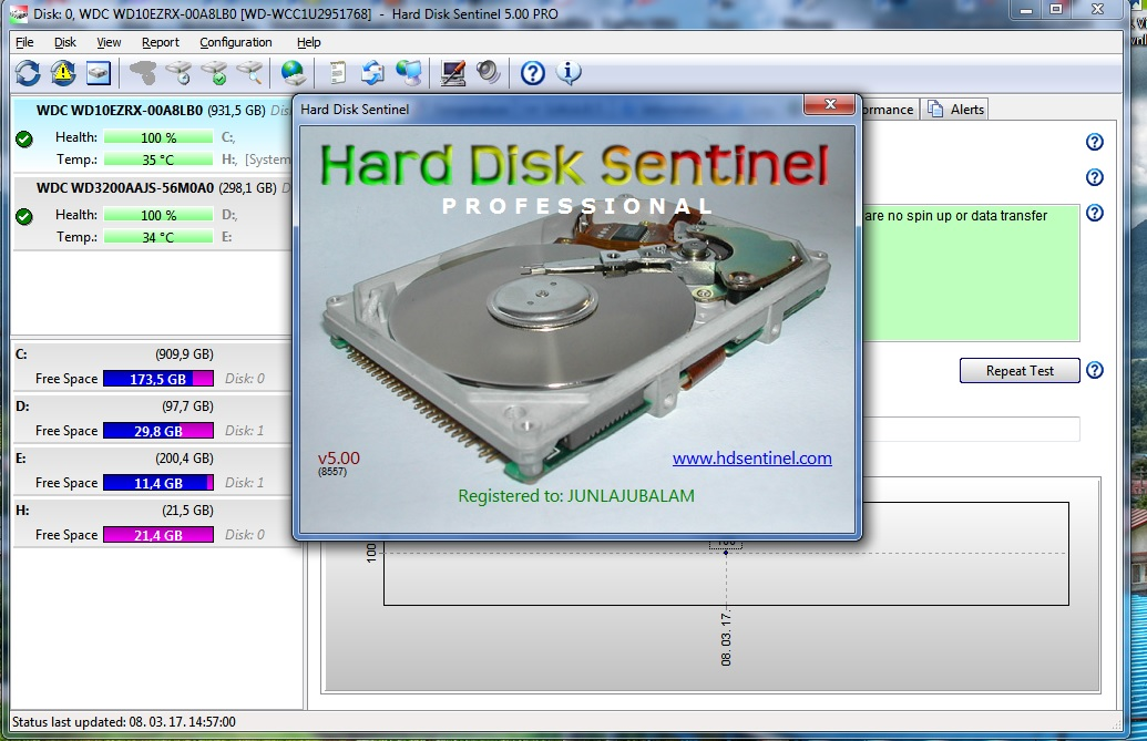 hard disk sentinel download with key