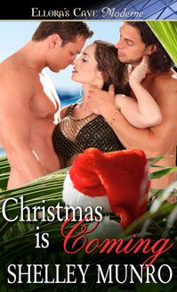 Christmas is Coming by Shelley Munro
