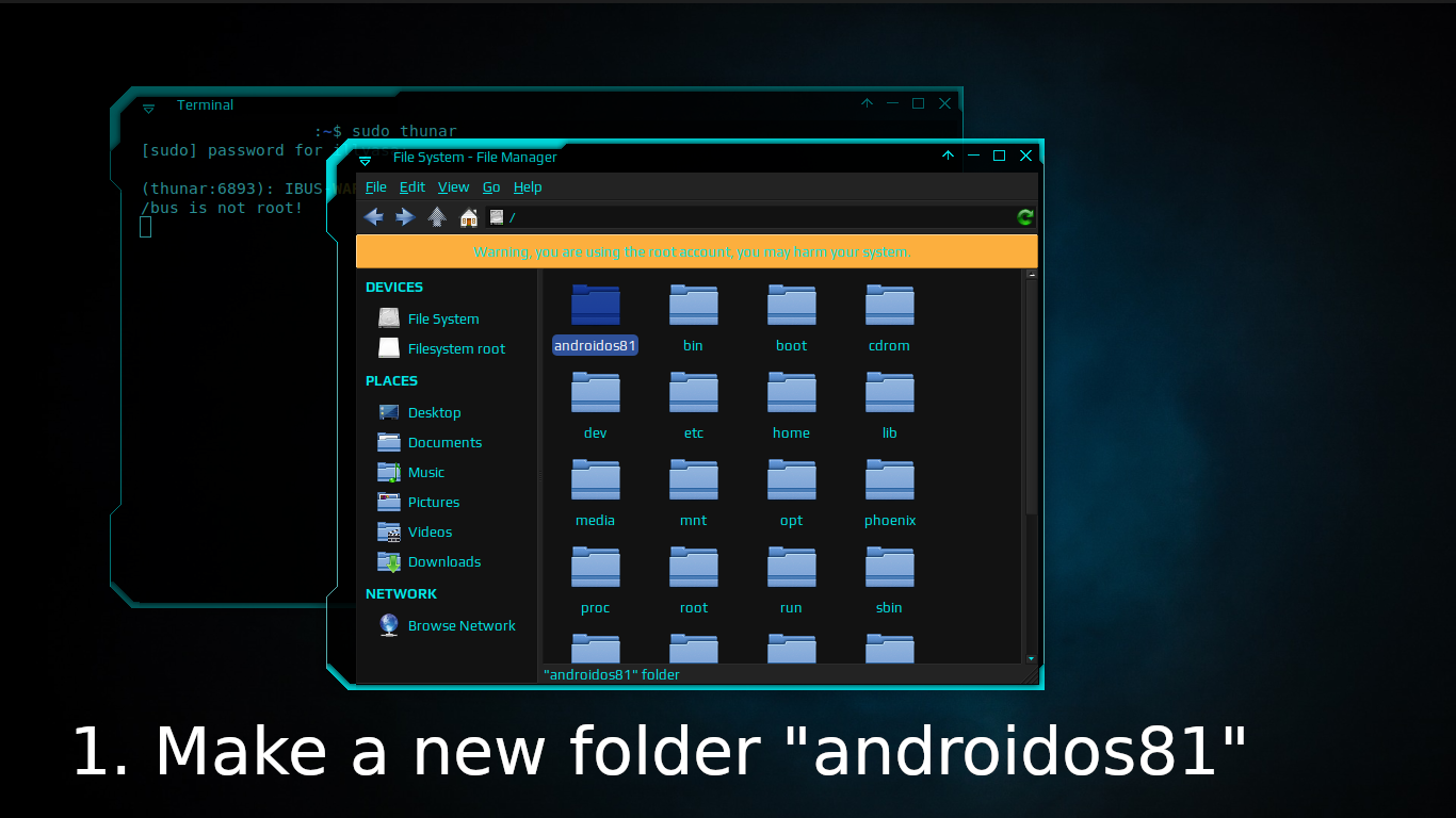 How To Install Android-x12 On Ubuntu 12.12? - Fosslicious