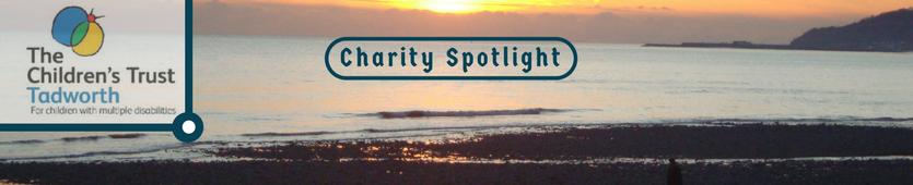 Charity Spotlight Banner/ Childrens Trust / https://www.thechildrenstrust.org.uk