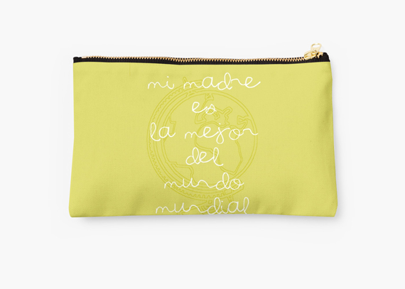 mother's day studio pouch