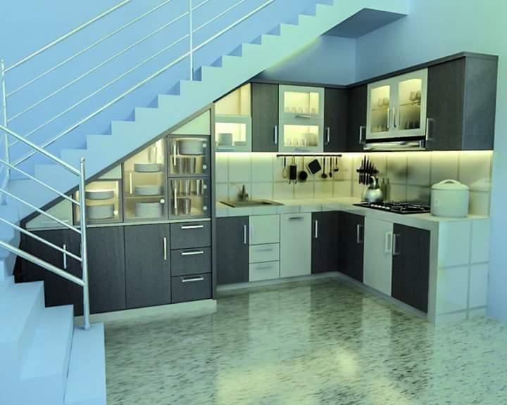 Modern%2BKitchen%2B2018%2BDesigns%2B%252810%2529 Modern Kitchen 2018 Designs Interior