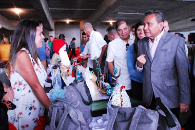 "Gobierno regional realizará ""Expo Feria de emprendedores La Azulita 2019"""