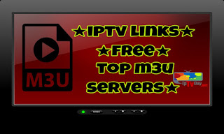 IPTV SERVERS FOR FREE M3U PLAYLIST 13-10-2018  ★Daily Update 24/7★