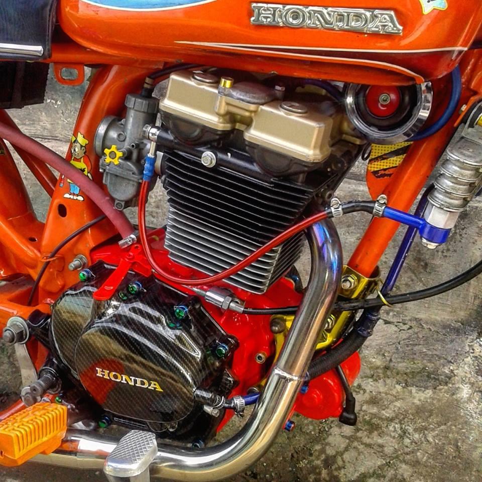 Kumpulan Foto Modifikasi Motor Cb Terkeren Terbaru Gubuk Modifikasi
