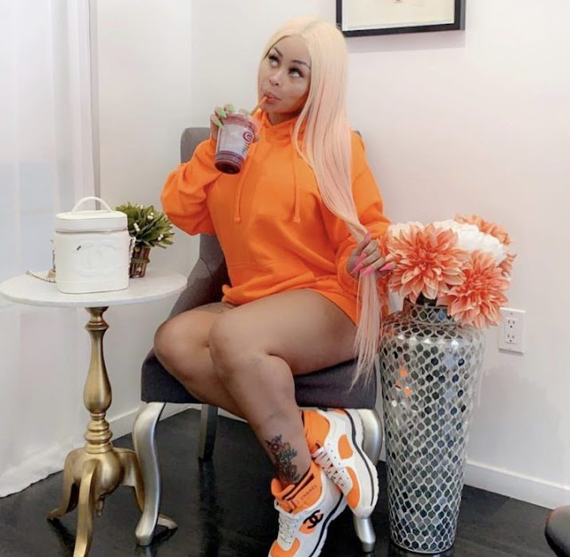 Blac Chyna accepted into Harvard business online school