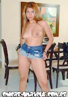 Luana chica amateur Brasilera