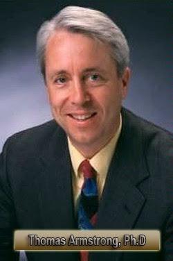 Thomas Armstrong Penggiat Pembelajaran dan Pebangunan Manusia