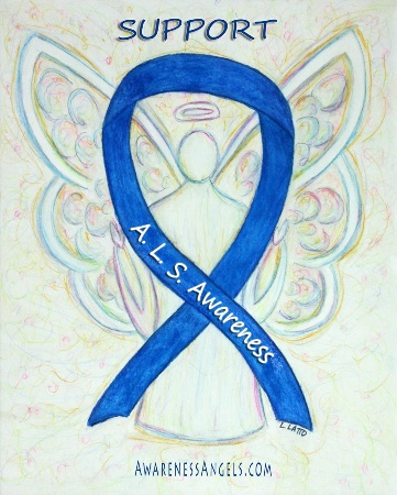 Awareness Angels Art Project: Amyotrophic lateral sclerosis (ALS