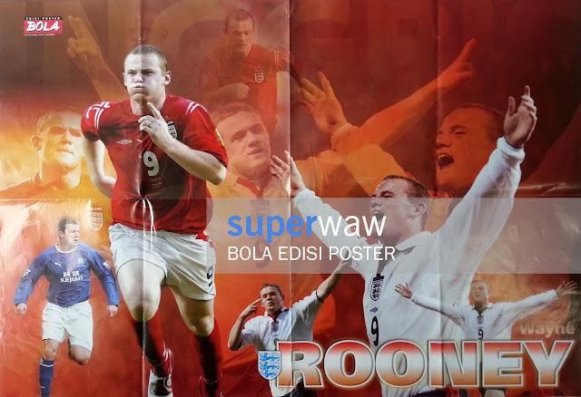 Wayne Rooney (Everton/Inggris)