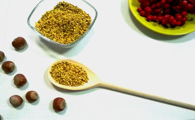 Pyłek pszczeli właściwości lecznicze, zdrowotne, witaminy i minerały.