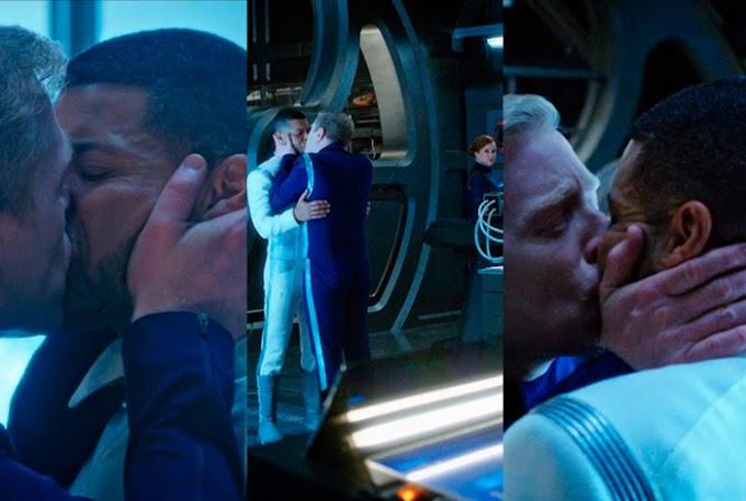 Vem assitir ao primeiro beijo gay de Star Trek Discovery