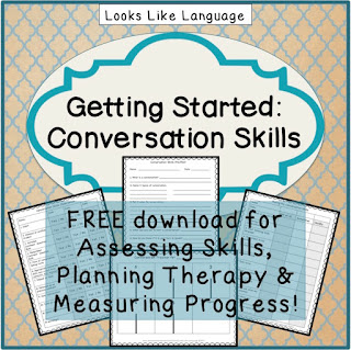 FREE Getting Started with Conversation Guide- Looks Like Language