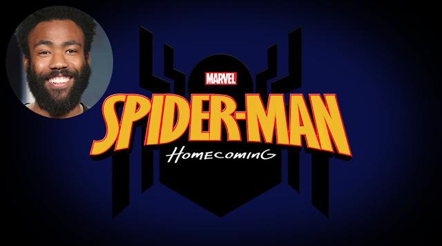 Donald Glover se une al reparto de 'Spider-Man: Homecoming'