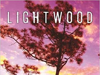 The world is wild at heart, and weird on top. Lightwood by Steph Post review