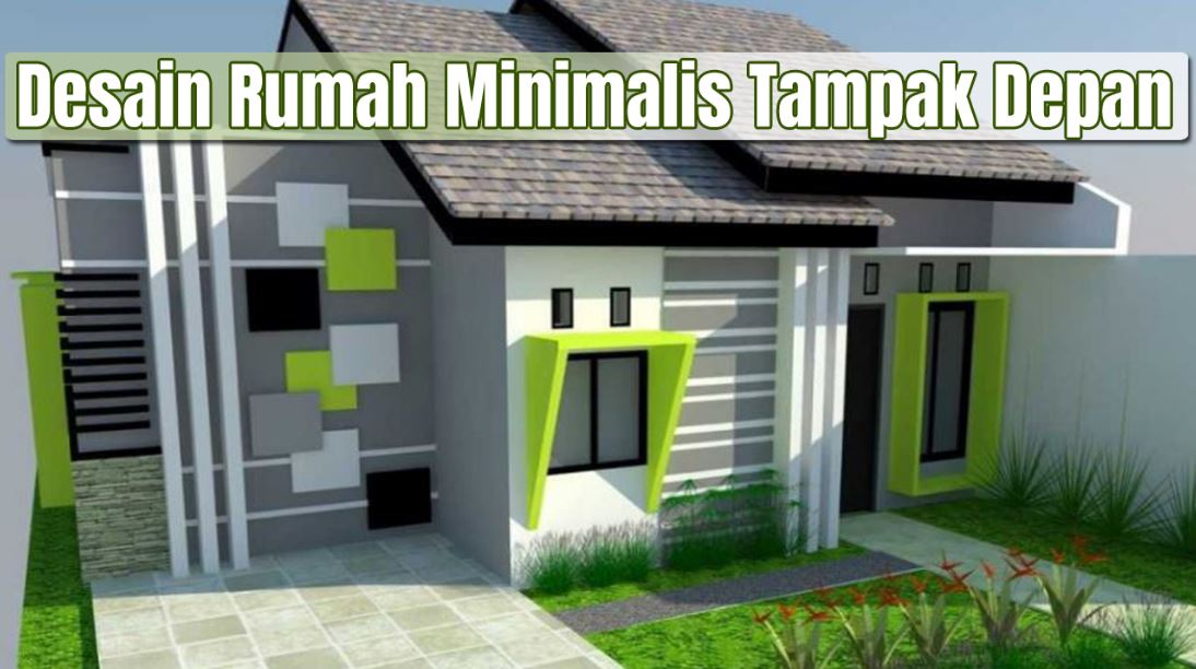 20 Desain Rumah Minimalis Sederhana Tampak Depan Terbaik 2018
