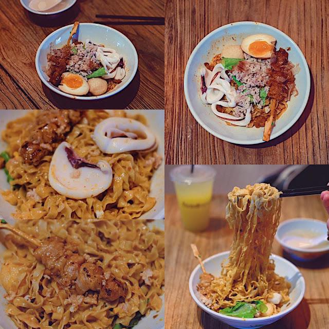 Guan's Mee Pok