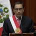 MARTÍN VIZCARRA CORNEJO ASUMIÓ EL CARGO DE LA PRESIDENCIA DEL PERÚ