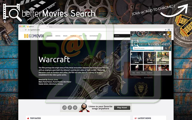 BetterMovies Search (Extensión)
