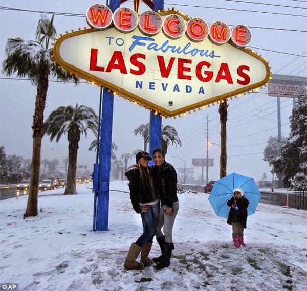 Wetter Las Vegas Dezember