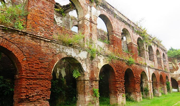 Arsitektur Lawas Fort Willem I Ambarawa