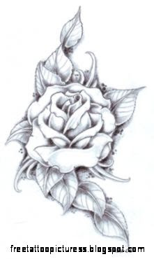 963ebaba2 Tattoo Gallery - Pictures And Designs - Free Tattoo Designs: Rose Tatoo