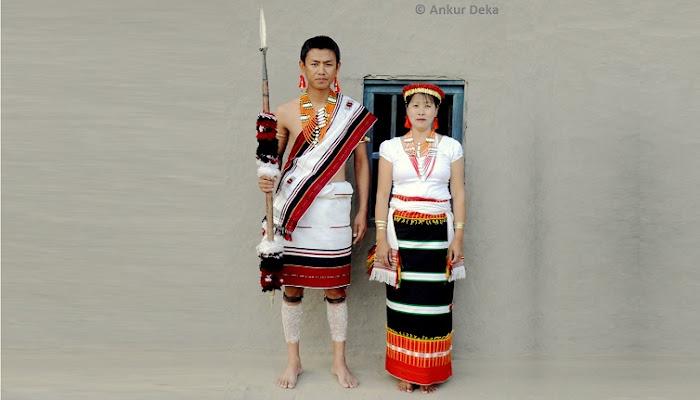 Liangmai Nagas - Origin and Culture