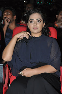 Nitya menen at Janatha garage Audio