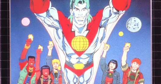 Captain Planet and the Planeteers (BR) [ SMD ]