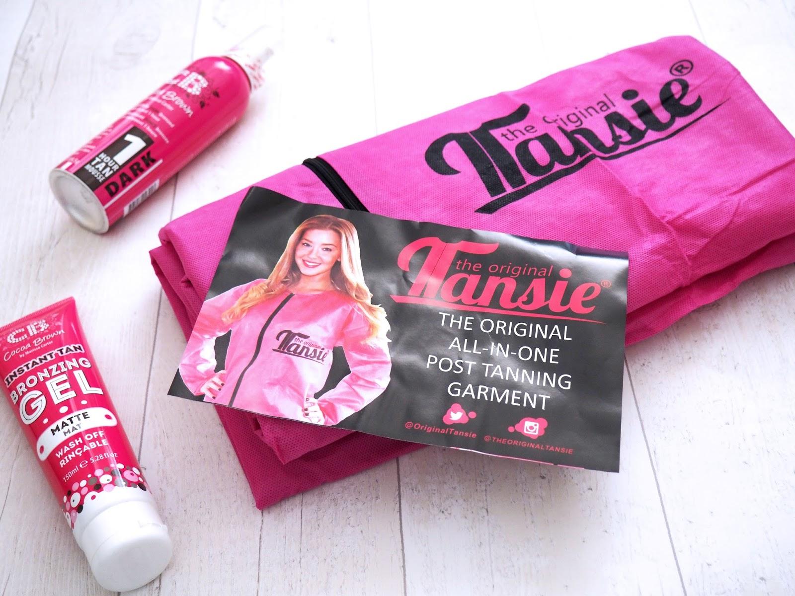 Tansie - The Original Tanning Onesie