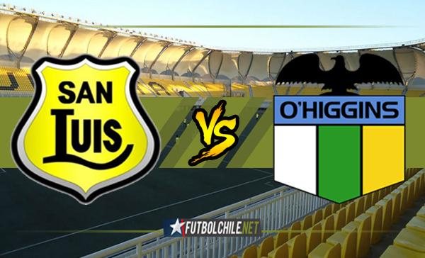 San Luis vs O'Higgins