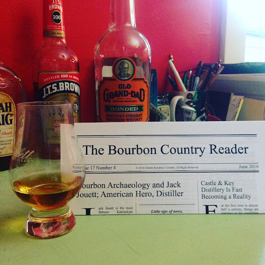 57. Woodford County Projects in the Bourbon Country Reader