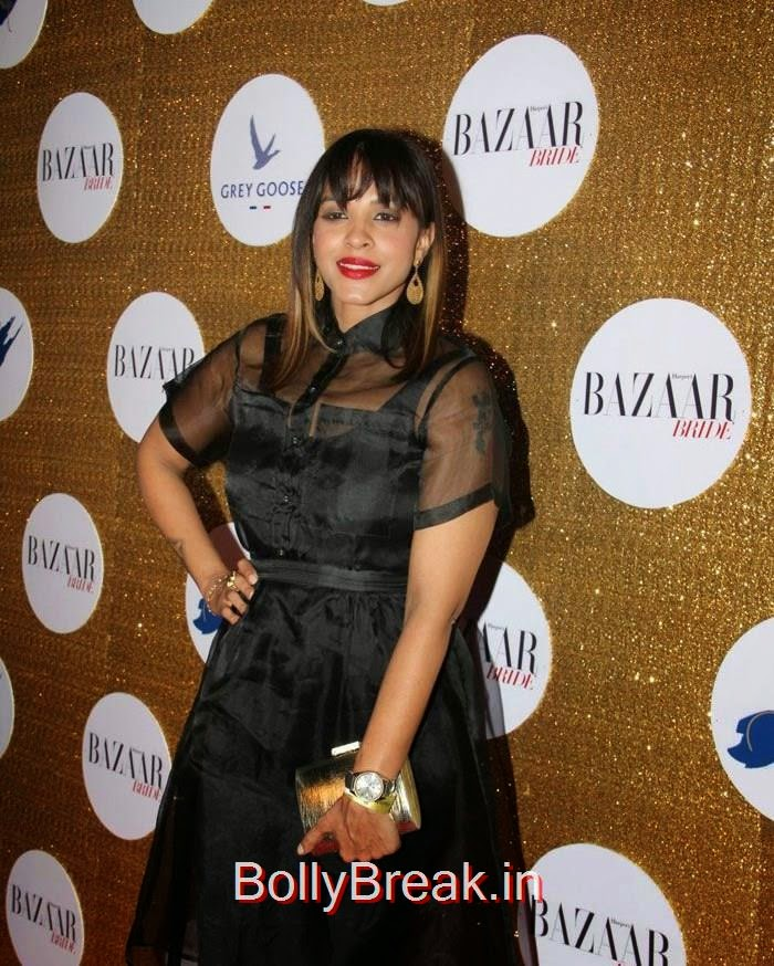Manasi Scott, Nishka Lulla Hot Photos At Harper's Bazaar Bride 1st Anniversary Party