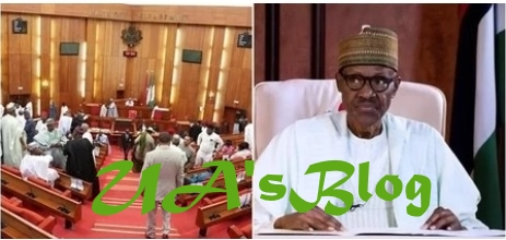 Breaking: Senate Bows To Buhari On Amendment Of Elections Sequence