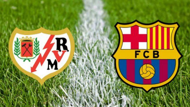 مباراة برشلونة ورايو فاليكانو  9-3-2019 الدوري الاسباني