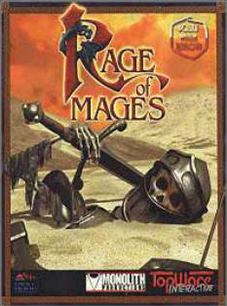 Rage of Mages (GOG) - PC (Download Completo em Torrent)