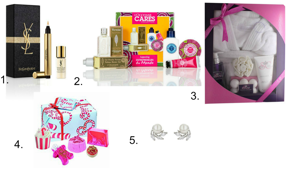 christmas gifts for her beauty 2016