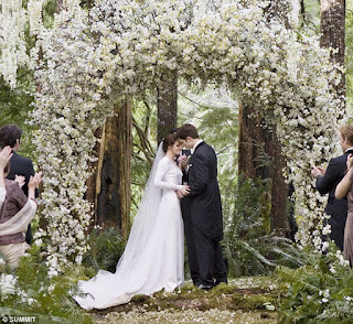 Bella Edward Cullen Wedding