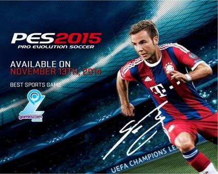 Games Jar PES 2015 Untuk Hp Nokia C3 dan Asha