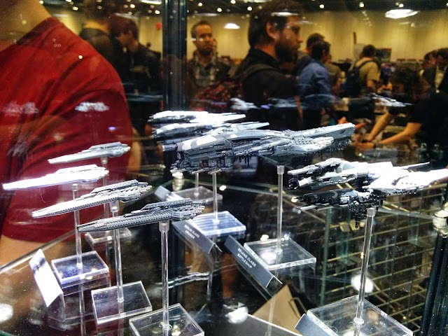 Dropfleet Information and Pictures Arrive!!!