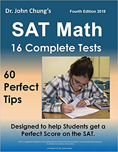 Perfect Scorer Test Prep: SAT: The Best Prep Books