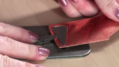 Melissa muirs make the most of your hydraulic press craftsy class melissa teaches the steps needed to prepare the die the softer metals like silver and copper work with this tool ccuart Choice Image