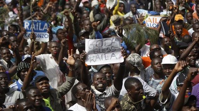 Kenyan opposition figure George Aladwa arrested amid crackdown