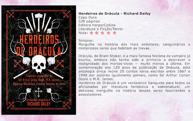 Herdeiros de Drácula – Richard Dalby